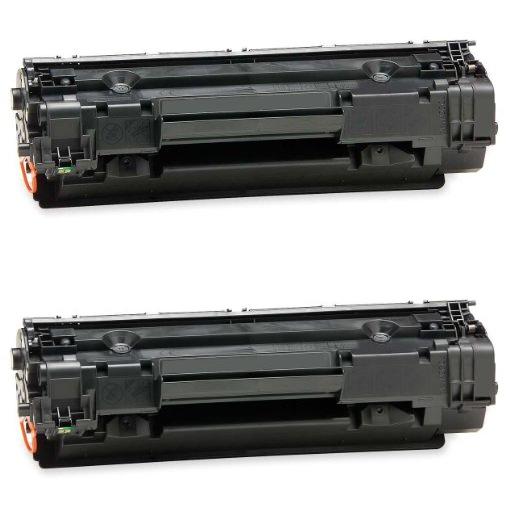 Komplet tonerjev za HP CE285A (črna), dvojno pakiranje, kompatibilen