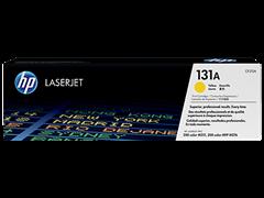 Toner HP CF212A 131A (rumena), original