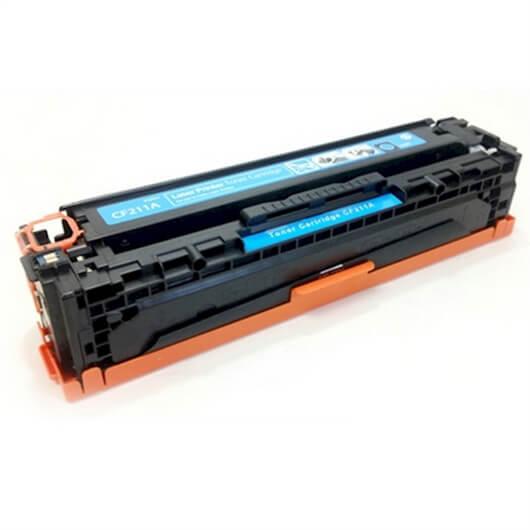 Toner za HP CC531A 304A (modra), kompatibilen