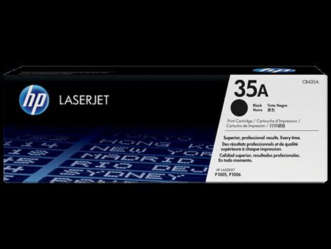 Toner HP CB435A (črna), original