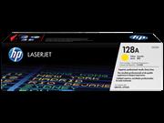 Toner HP CE322A / 128A (rumena), original