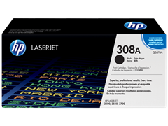 Toner HP Q2670A 308A (črna), original