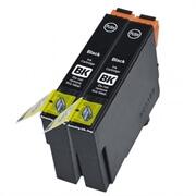 Komplet kartuš za Epson 16 XL (črna), dvojno pakiranje, kompatibilen