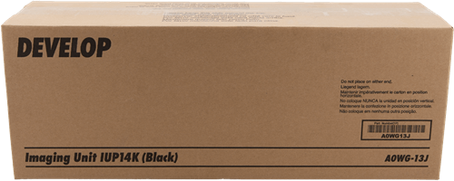 Boben Develop IUP-14 (A0WG13J) (črna), original