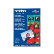 Foto papir Brother A4, 20 listov, 260 gramov
