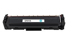 Toner za HP CF411X 410X (modra), kompatibilen