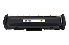 Toner za HP CF412X 410X (rumena), kompatibilen