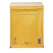 Kuverta C št.3, oblazinjena, 150 x 210 mm, rjava, 100 kosov