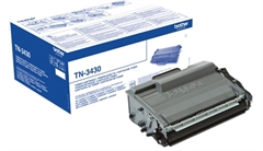 Toner Brother TN-3430 (črna), original