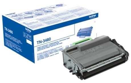 Toner Brother TN-3480 (črna), original
