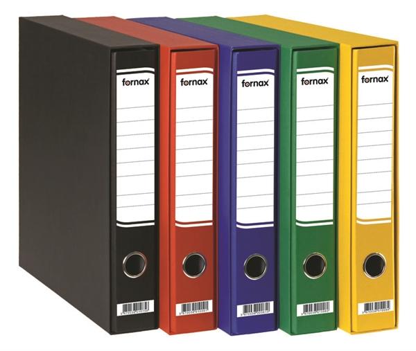 Registrator Fornax A4/60 v škatli (rdeča), 15 kosov