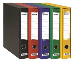 Registrator Fornax A4/60 v škatli (zelena), 15 kosov