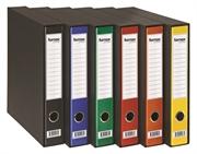 Registrator Fornax Prestige A4/60 v škatli (črna), 1 kos