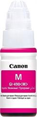Črnilo za Canon GI-490 (0665C001AA) (G1400/2400/3400) (škrlatna), original