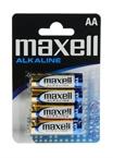 Baterija Maxell AA-LR6, 4 kosi