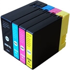 Komplet kartuš za Canon PGI-2500XL (2 x BK 1 x C/M/Y), kompatibilen
