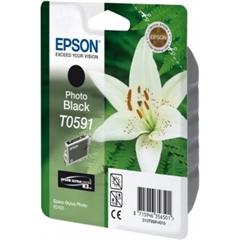 Kartuša Epson T0591 (foto črna), original