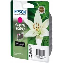 Kartuša Epson T0593 (škrlatna), original