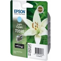 Kartuša Epson T0595 (svetlo modra), original