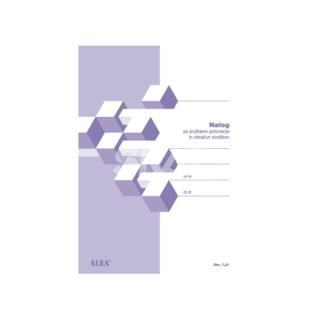 Obrazec nalog za službeno potovanje in obračun stroškov (7,21)