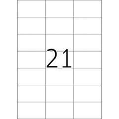 Etikete 652, 70 x 42,3 mm