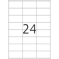 Etikete 475, 70 x 36 mm