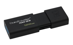 USB ključ Kingston DT100G3, 128 GB