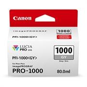 Kartuša Canon PFI-1000 GY (siva), original