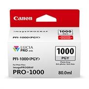 Kartuša Canon PFI-1000 PGY (foto siva), original