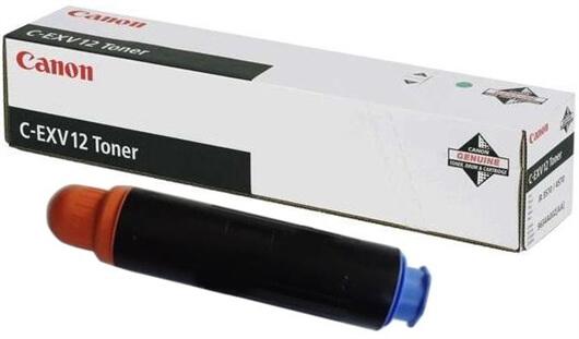 Toner Canon C-EXV 12 BK (9634A002AA) (črna), original | poškodovana embalaža