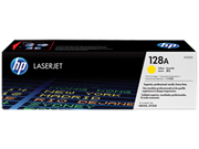 Poškodovana embalaža: toner HP CE322A / 128A (rumena), original