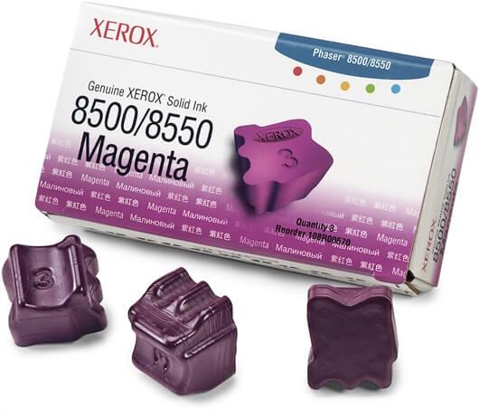 Tiskalni vosek Xerox 108R00670 (škrlatna), original