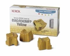 Tiskalni vosek Xerox 108R00766 (rumena), original
