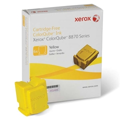 Tiskalni vosek Xerox 108R00960 (8870) (rumena), original