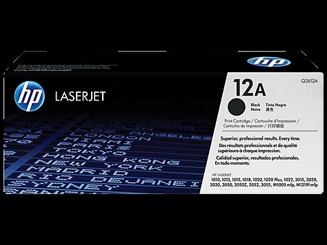 Poškodovana embalaža: toner HP Q2612A (črna), original