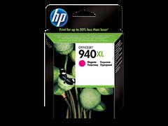 Poškodovana embalaža: kartuša HP C4908AE nr.940XL (škrlatna), original