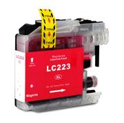 Kartuša za Brother LC223M (škrlatna), kompatibilna