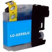 Kartuša za Brother LC225XLC (modra), kompatibilna