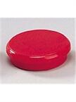 Magnet, fi-24 mm, rdeča