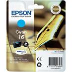 Poškodovana embalaža: kartuša Epson 16 (C13T16224010) (modra), original