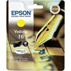Poškodovana embalaža: kartuša Epson 16 (C13T16244010) (rumena), original