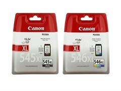 Komplet kartuš Canon PG-545XL + CL-546XL, original