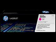 Poškodovana embalaža: toner HP CE413A 305A (škrlatna), original