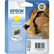 Poškodovana embalaža: kartuša Epson T0714 (rumena), original