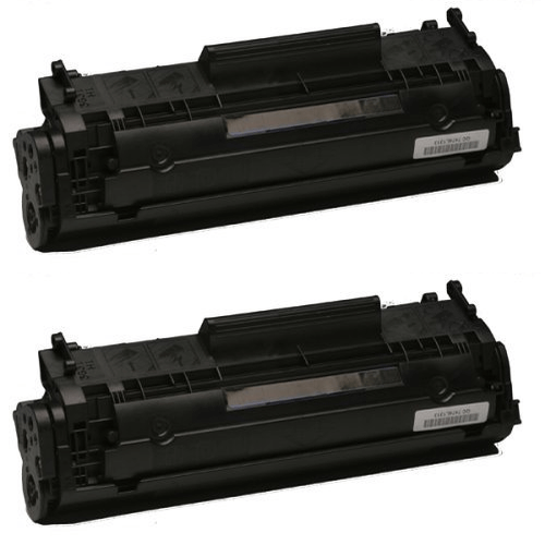 Komplet tonerjev za Canon FX-10 (črna), dvojno pakiranje, kompatibilen