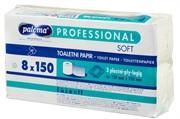 Toaletni papir Paloma Soft, 3-slojni, 8 rol