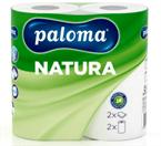 Papirnate brisače Paloma Natura, 2-slojne, 2 roli