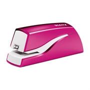 Spenjač Leitz 5566, metalik roza (pink), baterijski