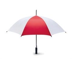 Dežnik Twinn, rdeča
