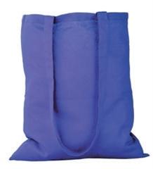 Vrečka bombažna Gisee, svetlo modra